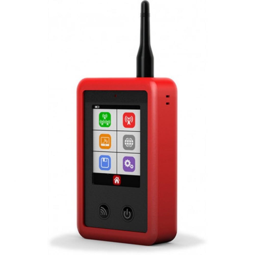 Mätinstrument Dycon CS2389 Frekvensanalys Frequenzy analyzer 2G 3G 4G