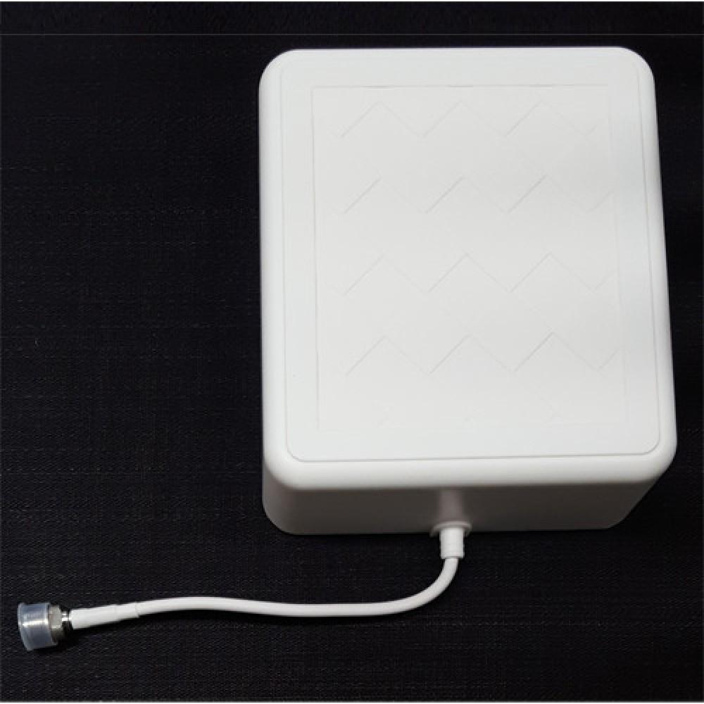 Panel-Antenn fungerar för 3G, GSM och 4G signal utomhus eller inomhusbruk stark förstärkning!