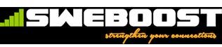 SWEBOOST Bandselektiv Operatörsgodkänd Mobil 3G Repeater & GSM ( 2G ) Repeater